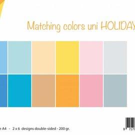 Papierset - Holiday Fun 6011/0564