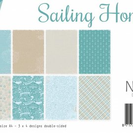 Papierset - Sailing Home 6011/0569