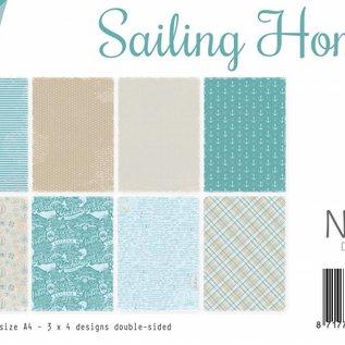 Paper Set - Sailing Home