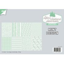 Paper set - LWA - Design Mint 6011/0579