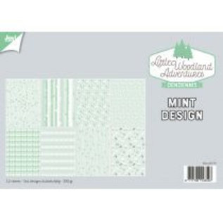 Papierset - LWA - Design Mint