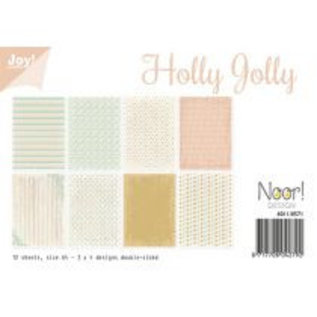 Paper set - Holly Jolly
