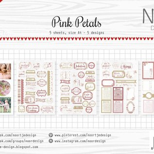 Schneidebogen - Noor - Pink Petals
