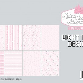 Paper Set - LWA - Design Pink 6011/0580