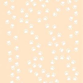 Polybesaschablone – Katzenpfötchen 6002/0869