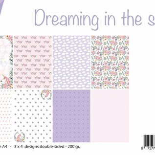 Paper set - Dreaming in the sky