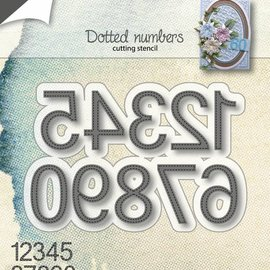 Punching templates - numbers 6002/1173