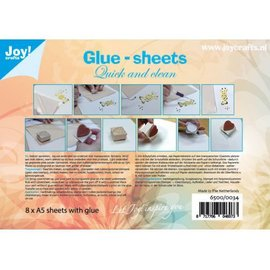Adhesive sheet A5 - Fast and clean 6500/0034