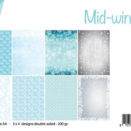 Papierset - Design Mid-winter 6011/0598