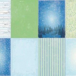 Papierset - Noor - Design- Winter Wonderland 6011/0602