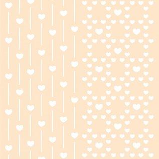 Polybesa Schablone - Lovetime