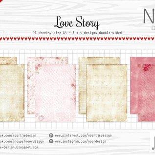 Papierset - Noor - Design Love Story