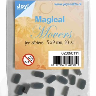 Magical Movers for slider punching