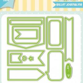 Stanzschablonen - Jocelijne - Bullet Journaling 6002/1247