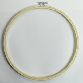 Embroidery frame bamboo 25 cm 6210/0004