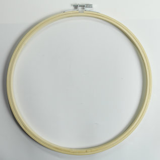 Embroidery frame bamboo 25 cm
