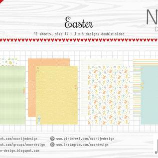 Papierset - Noor - Design Ostern