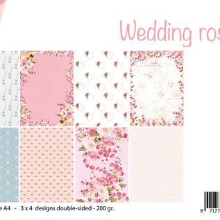 Paper Set - Design Wedding Roses