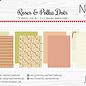 Papierset - Design Roses & Polkadots