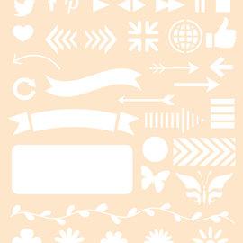 Polybesa Mask - Journaling 6 6002/0873