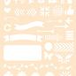 Polybesa Schablone - Journaling 6
