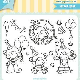 Clearstempel - Jasper Bear 6410/0516