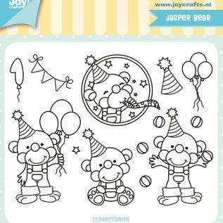 Clearstempel - Jasper Bear
