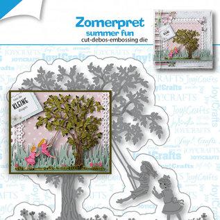 Stanz-prägeschablone - Sommerspass 6002/1540