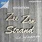 Woodsters - Holz Worten (NL) - Zee - Zon - Strand 6320/0007