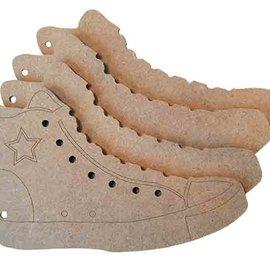 MDF Buch - Sneaker