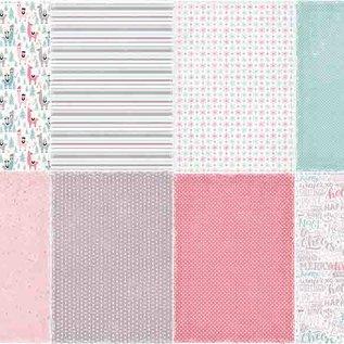 Papierset - Noor - Design Merry Lama 6011/0617