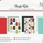 Papierset - Noor - Sleigh Ride 6011/0633