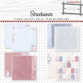 Papierset - Design - Noor -Streetwear