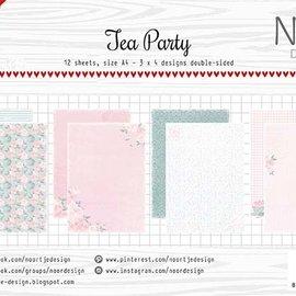 Papierset - Noor - Design Tea Party