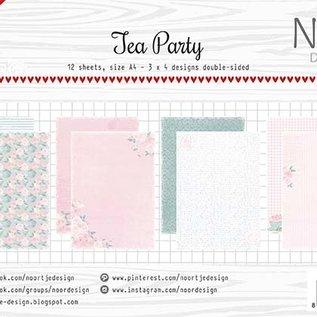 Papierset - Noor - Design Tea Party 6011/0651