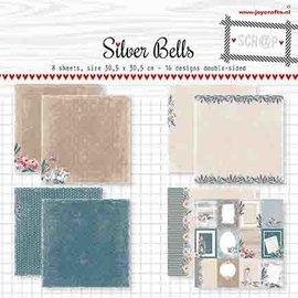Scrap-papier - Noor - Design Silver Bells 6011/0654