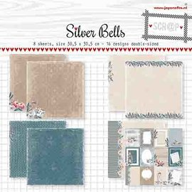 Scrap-papier - Noor - Design Silver Bells