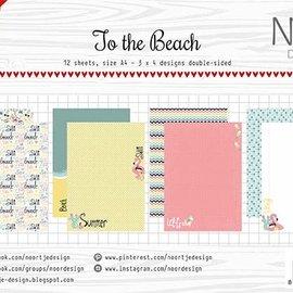 Papierset - Noor - Design -  To the beach