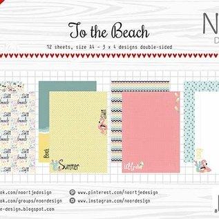 Papierset - Noor - Design -  To the beach 6011/0658