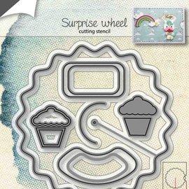 Cuttingdie - Suprise wheel 6002/1240