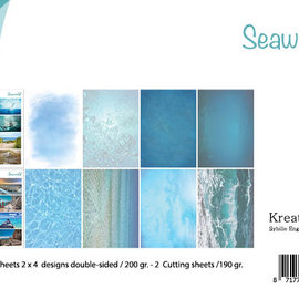 Cuttingsheets/Paperset - Bille - Design Seaworld