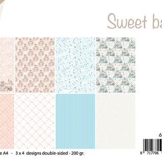 Papierset - Design - Sweet baby 6011/0631
