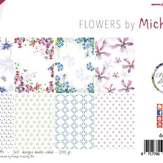 Paperset - Michelle's flowers 6011/0632