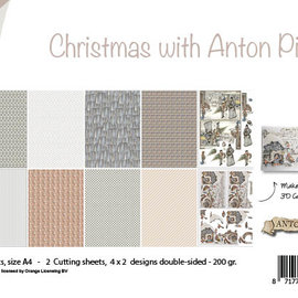 Paperset - Design - Christmas with Anton Pieck