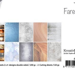 Papier set - Bille - Design  Abschied 6011/0639