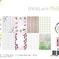 Papierset - Design - Früh ling mit Michelle 6011/0646