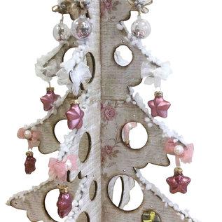 Holzen Deko Weihnachtsbaum 1000/0072