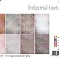 Papierset - Design - Industrielle Texturen 6011/0652