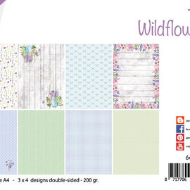 Paperset - Design - Wild flowers