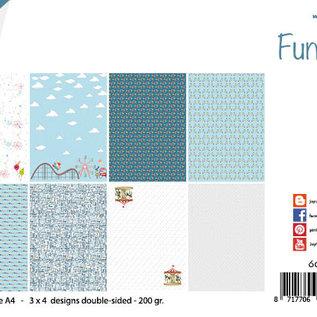 Papierset - Design Funfair 6011/0667